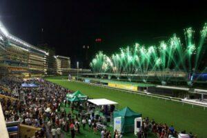 Horse Racing Attendance
