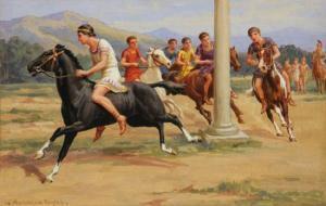 Origins Horse Racing