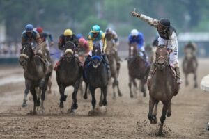Betting Kentucky Derby Online