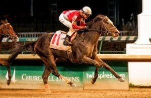 Kentucky Derby McCraken