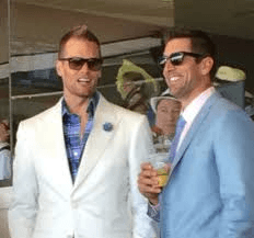 Tom Brady Kentucky Derby 2017